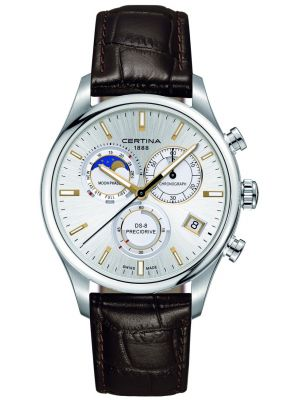 Mens Certina DS-8 swiss C0334501603100 Watch