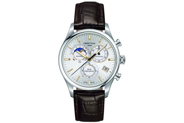 Mens Certina DS-8 Watch C0334501603100