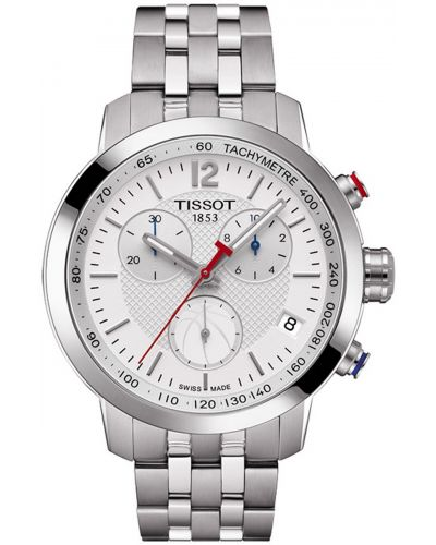 Mens Tissot PRC200 quartz chrono T055.417.11.017.01 Watch