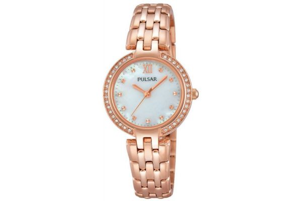 Womens Pulsar  Dress Wear Watch PH7406X1