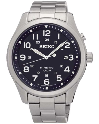 Mens Seiko Kinetic SKA721P1 Watch