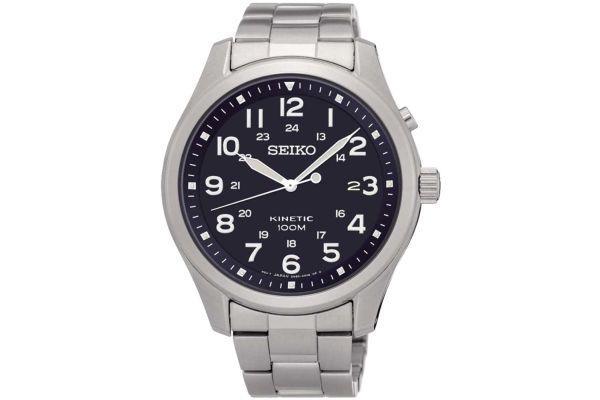 Mens Seiko Kinetic Watch SKA721P1