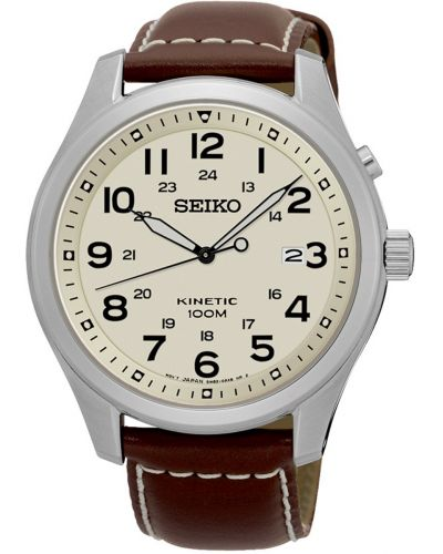 Mens Seiko Kinetic Classic SKA723P1 Watch