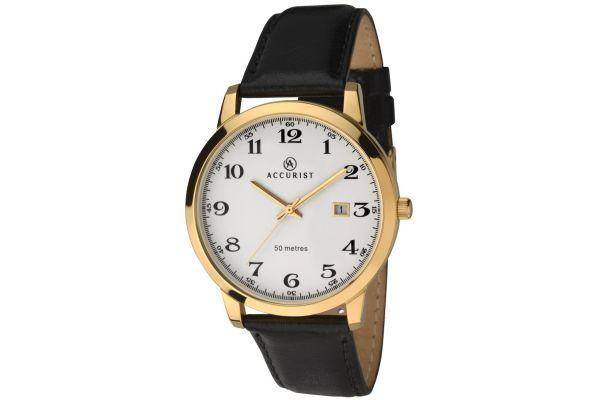 Mens Accurist Classic Watch 7027.00