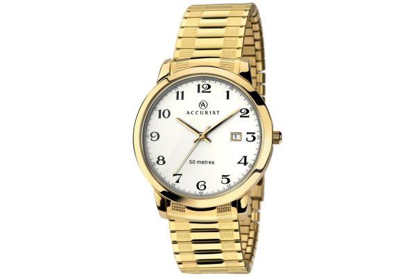 Mens Accurist Classic Watch 7081.00