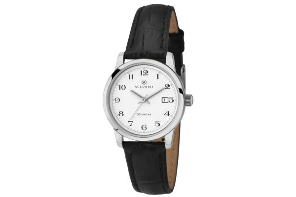 Womens Accurist Classic Watch 8092.00