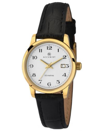Womens Accurist Classic quartz strap 8093.00 Watch