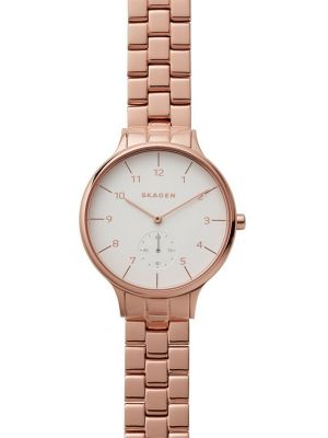 Womens Skagen Anita rose gold plated SKW2417 Watch