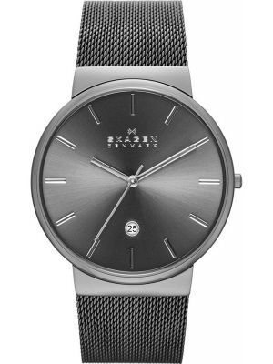 Mens Skagen Ancher milanese quartz SKW6108 Watch