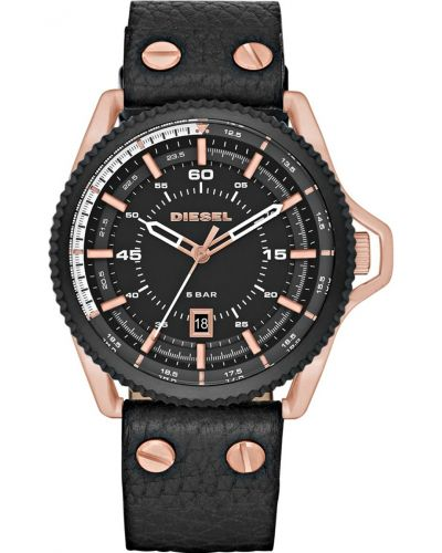 Mens Diesel Roll Cage black ip DZ1754 Watch