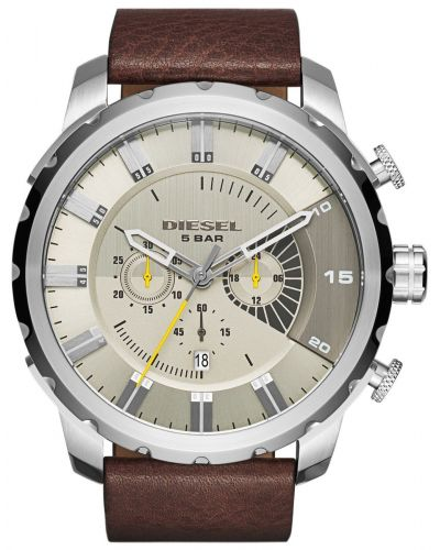 Mens Diesel Stronghold stainless steel DZ4346 Watch