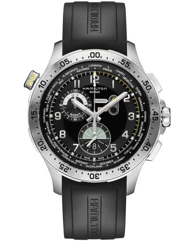 Mens Hamilton Khaki Aviation quartz H76714335 Watch