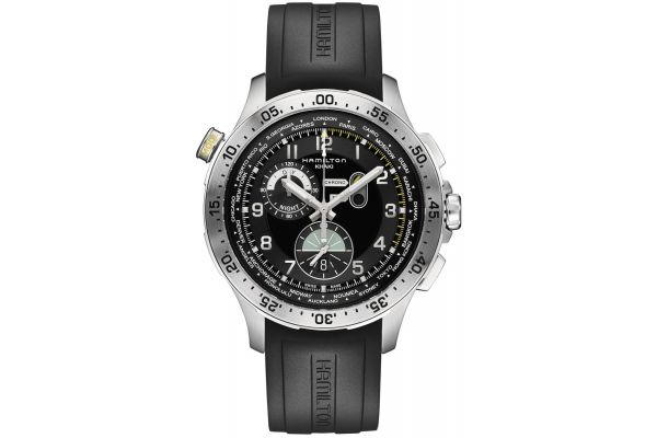 Mens Hamilton Khaki Aviation Watch H76714335