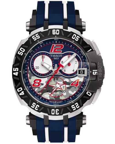Mens Tissot T Race nicky hayden 2016 T092.417.27.057.03 Watch