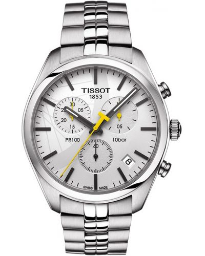 Mens Tissot PR100 swiss quartz T101.417.11.031.01 Watch