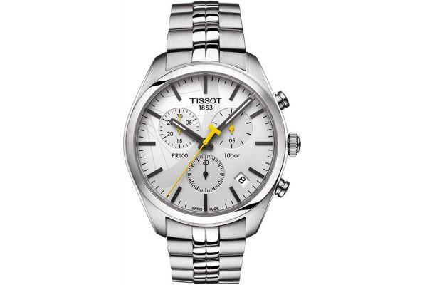 Mens Tissot PR100 Watch T101.417.11.031.01