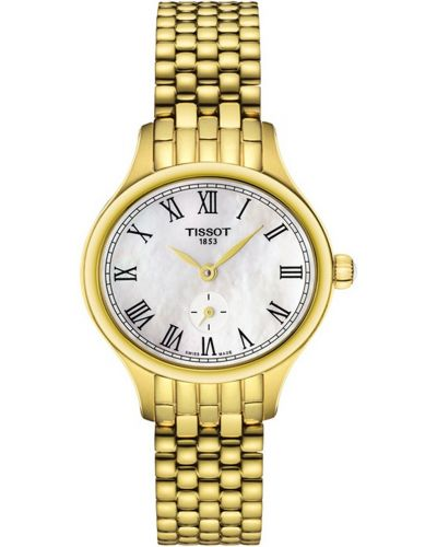 Womens Tissot Bella Ora oval cased T103.110.33.113.00 Watch