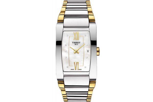 Womens Tissot Generosi T Watch T105.309.22.116.00