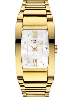 Womens Tissot Generosi T rectangular T105.309.33.116.00 Watch