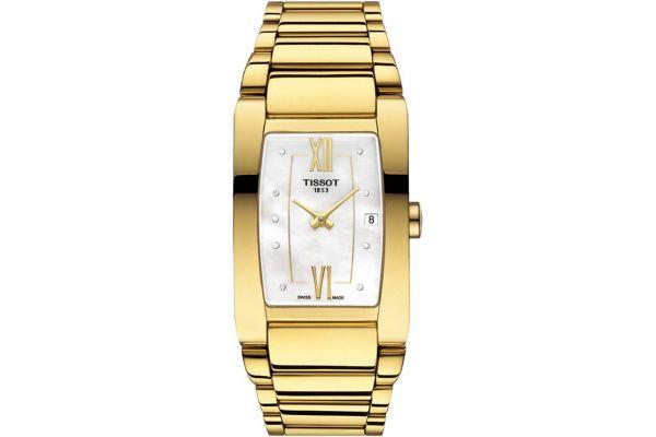 Womens Tissot Generosi T Watch T105.309.33.116.00