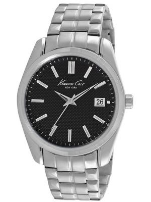 Mens Kenneth Cole Classic designer quartz KC10024356 Watch