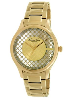 Womens Kenneth Cole Transparent quartz KC10026010 Watch