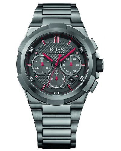 Mens Hugo Boss Supernova quartz chrono 1513361 Watch