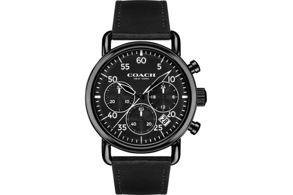Mens Coach Delancey Watch 14602107