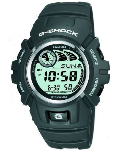 Mens Casio G Shock shock resistant G-2900F-8VER Watch