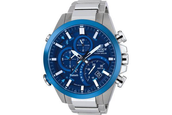 Mens Casio Edifice Watch EQB-500DB-2AER