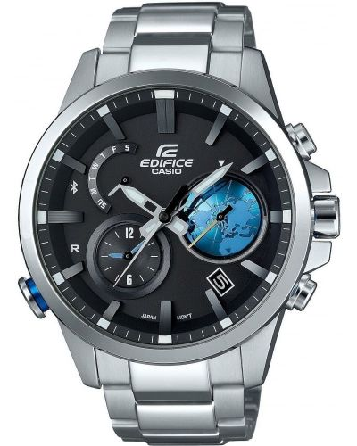 Mens Casio Edifice Bluetooth Solar EQB-600D-1A2ER Watch