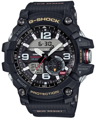 Mens Casio G Shock quartz GG-1000-1AER Watch