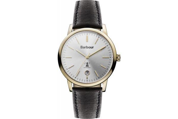 Mens Barbour Seaton Watch BB041SLBK