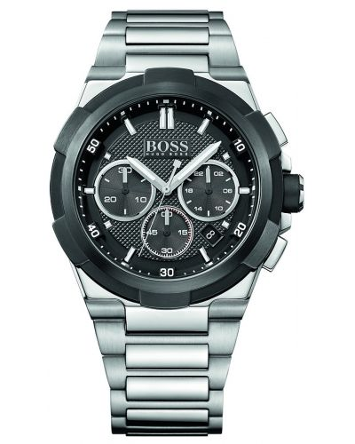 Mens Hugo Boss Supernova black ip 1513359 Watch