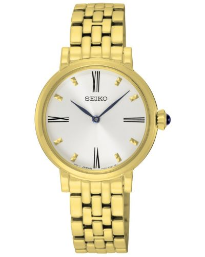 Womens Seiko dress SFQ814P1 Watch