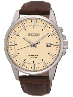 Mens Seiko Kinetic movement SKA733P1 Watch