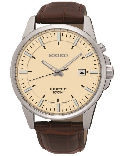 Mens Seiko Kinetic movement SKA733P1 Watch