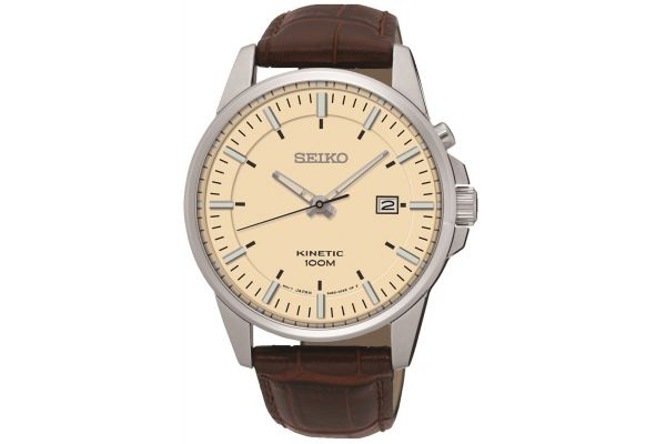 Mens Seiko Kinetic Watch SKA733P1
