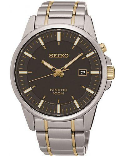 Mens Seiko Kinetic two tone SKA735P1 Watch