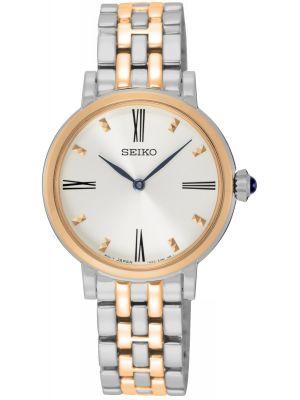 Womens Seiko minimalist SFQ816P1 Watch