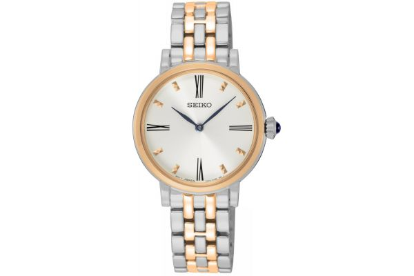 Womens Seiko  Watch SFQ816P1