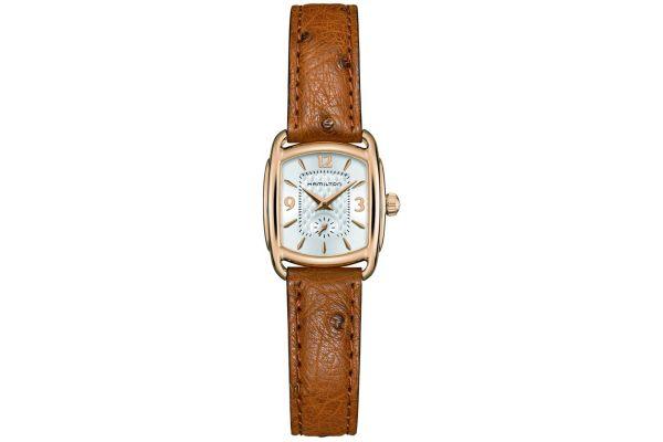 Womens Hamilton American Classic Bagley Watch H12341555