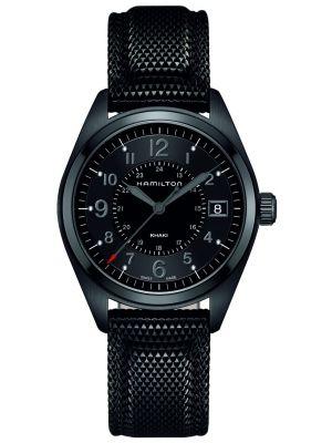 Mens Hamilton Khaki Field swiss quartz H68401735 Watch