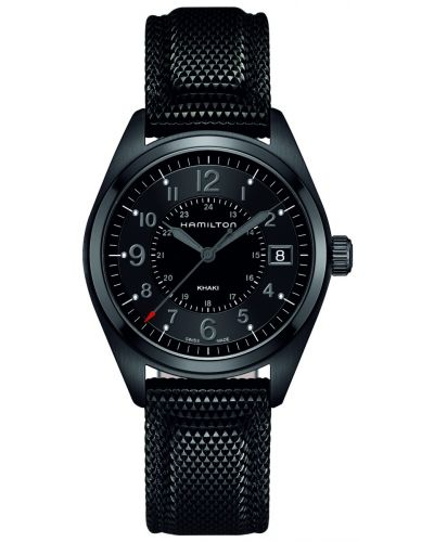 Mens Hamilton Khaki Field swiss quartz H68401735 Watch