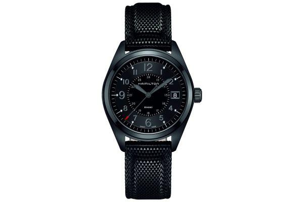 Mens Hamilton Khaki Field Watch H68401735