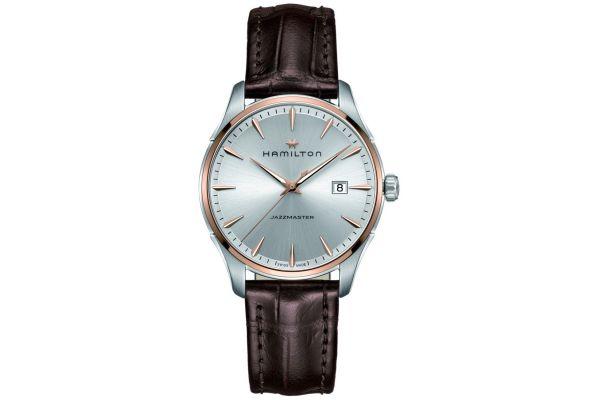 Mens Hamilton American Classic Jazzmaster Watch H32441551