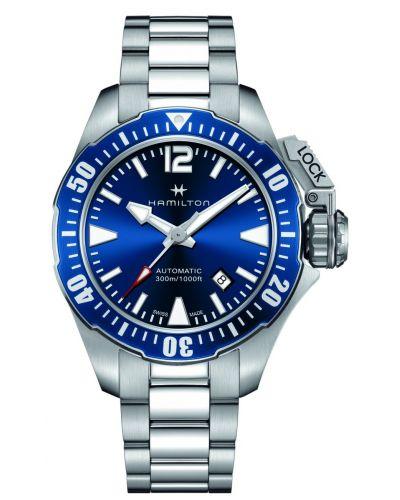 Mens Hamilton Khaki Navy stainless steel H77705145 Watch
