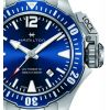 Mens Hamilton Khaki Navy Watch H77705145