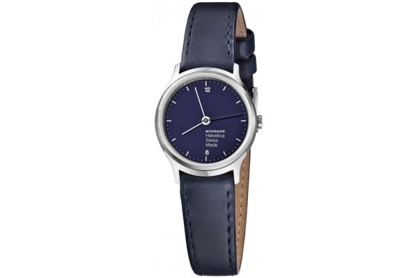 Womens Mondaine Helvetica No.1 Watch MH1.L1140.LD