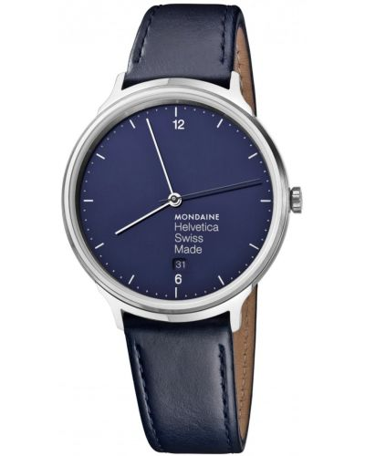 Unisex Mondaine Helvetica No.1 stainless steel MH1.L2240.LD Watch